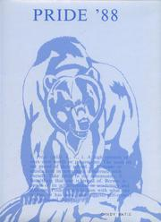 1988 Edition, C F Brewer High School - Bear Tracks Yearbook (White Settlement, TX)