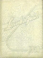 1950 Edition, Robert A Long High School - Lumberjack Yearbook (Longview, WA)
