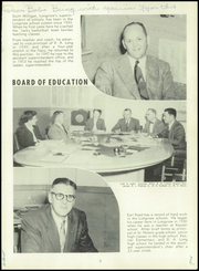Page 12, 1955 Edition, Robert A Long High School - Lumberjack Yearbook (Longview, WA) online yearbook collection