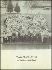 Page 12, 1958 Edition, Robert A Long High School - Lumberjack Yearbook (Longview, WA) online yearbook collection