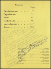 Page 8, 1958 Edition, Robert A Long High School - Lumberjack Yearbook (Longview, WA) online yearbook collection