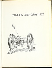 Page 7, 1962 Edition, Van Nuys High School - Crimson and Gray Yearbook (Van Nuys, CA) online yearbook collection