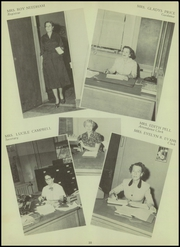 Page 14, 1955 Edition, Charles H Milby High School - Buffalo Yearbook (Houston, TX) online yearbook collection
