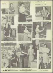 Page 17, 1955 Edition, Charles H Milby High School - Buffalo Yearbook (Houston, TX) online yearbook collection