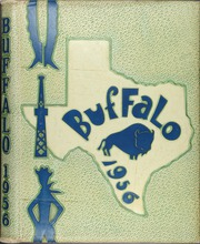 1956 Edition, Charles H Milby High School - Buffalo Yearbook (Houston, TX)