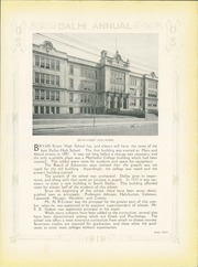 Page 15, 1919 Edition, N R Crozier Technical High School - Wolf Pack Yearbook (Dallas, TX) online yearbook collection