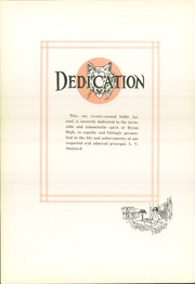 Page 10, 1922 Edition, N R Crozier Technical High School - Wolf Pack Yearbook (Dallas, TX) online yearbook collection