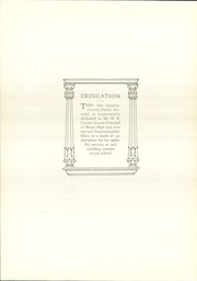 Page 8, 1924 Edition, N R Crozier Technical High School - Wolf Pack Yearbook (Dallas, TX) online yearbook collection