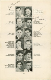 Page 15, 1937 Edition, N R Crozier Technical High School - Wolf Pack Yearbook (Dallas, TX) online yearbook collection