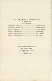 Page 8, 1937 Edition, N R Crozier Technical High School - Wolf Pack Yearbook (Dallas, TX) online yearbook collection