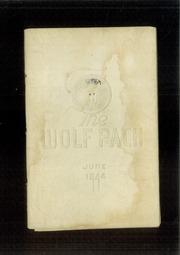 1944 Edition, N R Crozier Technical High School - Wolf Pack Yearbook (Dallas, TX)