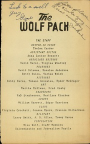 Page 5, 1944 Edition, N R Crozier Technical High School - Wolf Pack Yearbook (Dallas, TX) online yearbook collection