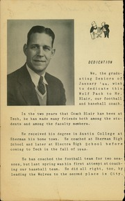 Page 6, 1944 Edition, N R Crozier Technical High School - Wolf Pack Yearbook (Dallas, TX) online yearbook collection