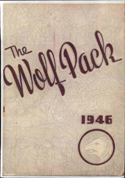 1946 Edition, N R Crozier Technical High School - Wolf Pack Yearbook (Dallas, TX)