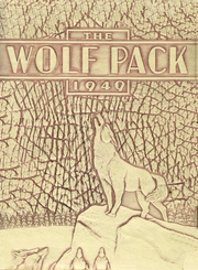1949 Edition, N R Crozier Technical High School - Wolf Pack Yearbook (Dallas, TX)