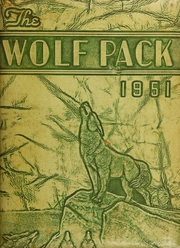 1951 Edition, N R Crozier Technical High School - Wolf Pack Yearbook (Dallas, TX)