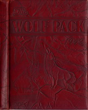 1952 Edition, N R Crozier Technical High School - Wolf Pack Yearbook (Dallas, TX)