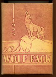 N R Crozier Technical High School - Wolf Pack Yearbook (Dallas, TX) online yearbook collection, 1953 Edition, Page 1