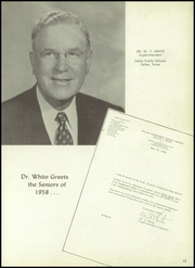 Page 17, 1958 Edition, N R Crozier Technical High School - Wolf Pack Yearbook (Dallas, TX) online yearbook collection