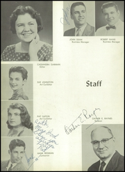 Page 8, 1958 Edition, N R Crozier Technical High School - Wolf Pack Yearbook (Dallas, TX) online yearbook collection