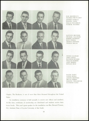 Page 59, 1958 Edition, Holy Cross High School - Tiger Yearbook (New Orleans, LA) online yearbook collection