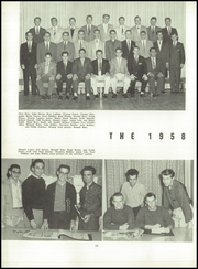 Page 62, 1958 Edition, Holy Cross High School - Tiger Yearbook (New Orleans, LA) online yearbook collection