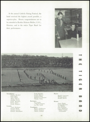Page 67, 1958 Edition, Holy Cross High School - Tiger Yearbook (New Orleans, LA) online yearbook collection