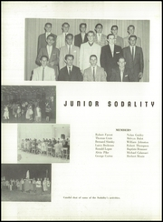 Page 70, 1958 Edition, Holy Cross High School - Tiger Yearbook (New Orleans, LA) online yearbook collection