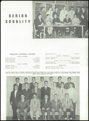 Page 71, 1958 Edition, Holy Cross High School - Tiger Yearbook (New Orleans, LA) online yearbook collection