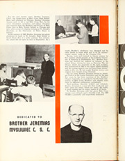 Page 12, 1960 Edition, Holy Cross High School - Tiger Yearbook (New Orleans, LA) online yearbook collection