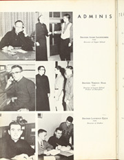 Page 16, 1960 Edition, Holy Cross High School - Tiger Yearbook (New Orleans, LA) online yearbook collection