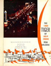 Page 5, 1960 Edition, Holy Cross High School - Tiger Yearbook (New Orleans, LA) online yearbook collection