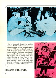 Page 16, 1972 Edition, Holy Cross High School - Tiger Yearbook (New Orleans, LA) online yearbook collection