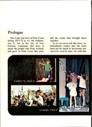 Page 6, 1972 Edition, Holy Cross High School - Tiger Yearbook (New Orleans, LA) online yearbook collection