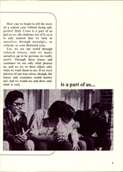 Page 9, 1972 Edition, Holy Cross High School - Tiger Yearbook (New Orleans, LA) online yearbook collection