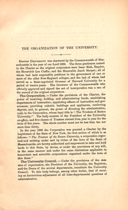 Page 7, 1886 Edition, Boston University - HUB Yearbook (Boston, MA) online yearbook collection