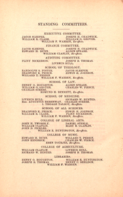 Page 12, 1887 Edition, Boston University - HUB Yearbook (Boston, MA) online yearbook collection