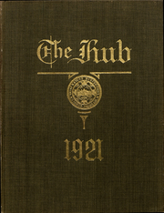 Page 1, 1921 Edition, Boston University - HUB Yearbook (Boston, MA) online yearbook collection