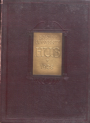 Boston University - HUB Yearbook (Boston, MA) online yearbook collection, 1928 Edition, Page 1