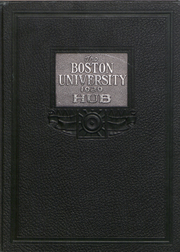 Boston University - HUB Yearbook (Boston, MA) online yearbook collection, 1929 Edition, Page 1