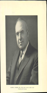 Page 19, 1934 Edition, Boston University - HUB Yearbook (Boston, MA) online yearbook collection