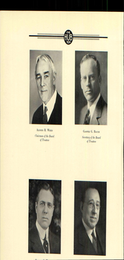 Page 22, 1934 Edition, Boston University - HUB Yearbook (Boston, MA) online yearbook collection