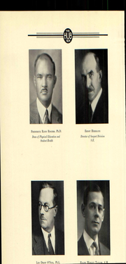Page 24, 1934 Edition, Boston University - HUB Yearbook (Boston, MA) online yearbook collection
