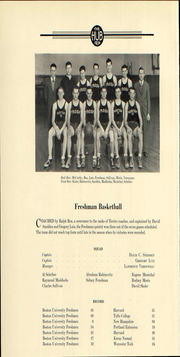 Page 242, 1934 Edition, Boston University - HUB Yearbook (Boston, MA) online yearbook collection