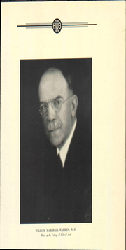 Page 31, 1934 Edition, Boston University - HUB Yearbook (Boston, MA) online yearbook collection