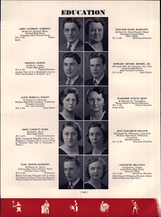 Page 148, 1940 Edition, Boston University - HUB Yearbook (Boston, MA) online yearbook collection
