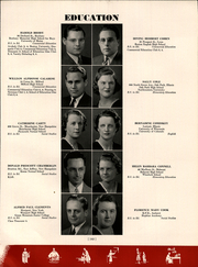 Page 149, 1940 Edition, Boston University - HUB Yearbook (Boston, MA) online yearbook collection