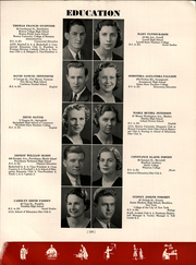 Page 157, 1940 Edition, Boston University - HUB Yearbook (Boston, MA) online yearbook collection