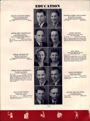 Page 158, 1940 Edition, Boston University - HUB Yearbook (Boston, MA) online yearbook collection