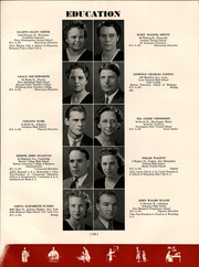 Page 159, 1940 Edition, Boston University - HUB Yearbook (Boston, MA) online yearbook collection